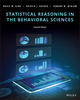 Statistical Reasoning in the Behavioral Sciences, 7th Edition (EHEP003710) cover image