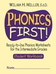 Phonics First!: Ready-to-Use Phonics Worksheets for the Intermediate Grades (Student Workbook) (0130414611) cover image