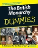 The British Monarchy For Dummies (0470059311) cover image