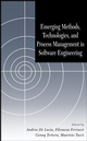 Emerging Methods, Technologies and Process Management in Software Engineering (0470085711) cover image