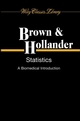 Statistics: A Biomedical Introduction (0470251611) cover image