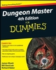 Dungeon Master For Dummies, 4th Edition (0470292911) cover image