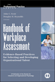 Handbook of Workplace Assessment (0470401311) cover image