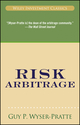 Risk Arbitrage (0470415711) cover image