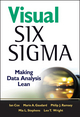 Visual Six Sigma: Making Data Analysis Lean (0470506911) cover image