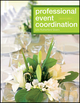 Professional Event Coordination, 2nd Edition (0470560711) cover image