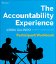 The Accountability Experience Participant Workbook (0470604611) cover image