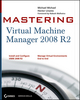 Mastering Virtual Machine Manager 2008 R2  (0470608811) cover image