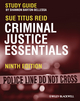 Criminal Justice Essentials, Study Guide, 9th Edition (0470671211) cover image