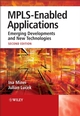 MPLS-Enabled Applications: Emerging Developments and New Technologies, 2nd Edition (0470751711) cover image