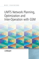 UMTS Network Planning, Optimization, and Inter-Operation with GSM (0470823011) cover image