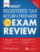 Wiley Registered Tax Return Preparer Exam Review 2012 (0470905611) cover image