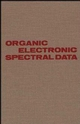 Organic Electronic Spectral Data, Volume 30, 1988 (0471109711) cover image