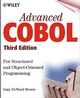 Advanced COBOL for Structured and Object-Oriented Programming, 3rd Edition (0471314811) cover image