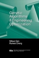 Genetic Algorithms and Engineering Optimization (0471315311) cover image