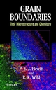 Grain Boundaries: Their Microstructure and Chemistry (0471979511) cover image