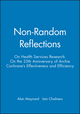Non-Random Reflections: On Health Services Research: On the 25th Anniversary of Archie Cochrane's Effectiveness and Efficiency (0727911511) cover image