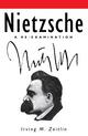 Nietzsche: A Re-examination (0745612911) cover image