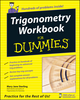 Trigonometry Workbook For Dummies (0764587811) cover image