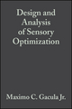 Design and Analysis of Sensory Optimization (0917678311) cover image