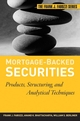 Mortgage-Backed Securities: Products, Structuring, and Analytical Techniques (1118044711) cover image