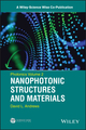 Photonics, Volume 2, Nanophotonic Structures and Materials (1118225511) cover image