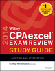 Wiley CPAexcel Exam Review 2014 Study Guide, Auditing and Attestation (1118734211) cover image