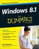 Windows 8.1 For Dummies (1118821211) cover image