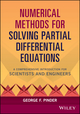 Numerical Methods for Solving Partial Differential Equations: A Comprehensive Introduction for Scientists and Engineers (1119316111) cover image