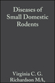Diseases of Small Domestic Rodents, 2nd Edition (1405109211) cover image