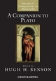A Companion to Plato (1405115211) cover image
