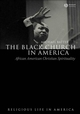 The Black Church in America: African American Christian Spirtuality (1405118911) cover image