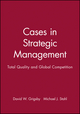 Cases in Strategic Management: Total Quality and Global Competition (1557866511) cover image