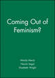 Coming Out of Feminism? (1557867011) cover image
