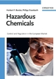 Hazardous Chemicals: Control and Regulation in the European Market (3527315411) cover image