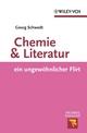 Chemie und Literatur: ein ungewohnlicher Flirt (3527641211) cover image