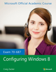 70-687 Configuring Windows 8 (EHEP002611) cover image