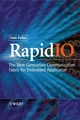 RapidIO: The Embedded System Interconnect (0470092912) cover image
