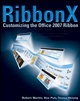 RibbonX: Customizing the Office 2007 Ribbon (0470191112) cover image