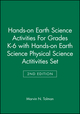 Hands-on Earth Science Activities For Grades K-6 2e with Hands-on Earth Science Physical Science Actitivities 2e Set (0470290412) cover image