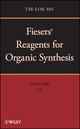 Fiesers' Reagents for Organic Synthesis, Volumes 1-25, and Collective Index for Volumes 1-22, SET (0470521112) cover image