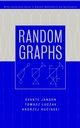 Random Graphs (0471175412) cover image