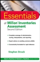 Essentials of Millon Inventories Assessment, 2nd Edition (0471430412) cover image