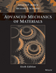 Advanced Mechanics of Materials, 6th Edition (0471438812) cover image