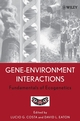 Gene-Environment Interactions: Fundamentals of Ecogenetics (0471467812) cover image