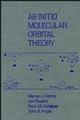 AB INITIO Molecular Orbital Theory (0471812412) cover image