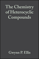 The Chemistry of Heterocyclic Compounds, Volume 47, Part 1, Synthesis of Fused Heterocycles (0471914312) cover image