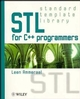 STL for C++ Programmers (0471971812) cover image