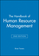The Handbook of Human Resource Management, 2nd Edition (0631198512) cover image