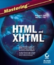 Mastering HTML and XHTML (0782141412) cover image